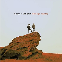 Strange country, CD