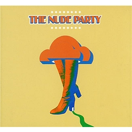 The Nude Party, CD Digipack
