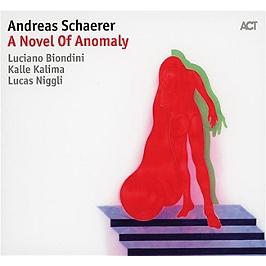 A novel of anomaly, CD Digipack