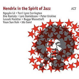 Hendrix in the spirit of jazz, CD Digipack