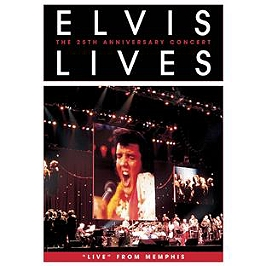 Livre from Memphis : the 25th anniversary concert, Dvd Musical
