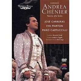 Andrea Chenier, Dvd Musical