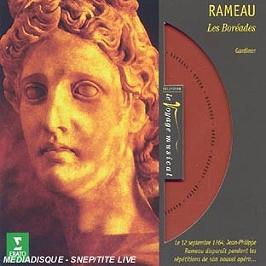 Les Boreades Vol 64, CD