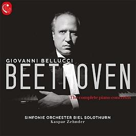Complete piano concertos, CD + Box