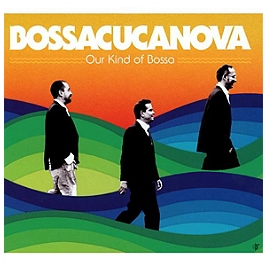 Our kind of bossa, CD Digipack