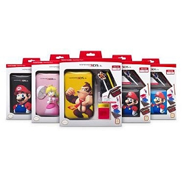 Pack d'accessoire personnage Nintendo pour Nintendo 3DSXL ( 3DS )
