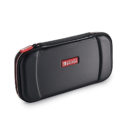 Pochette officielle nintendo switch deluxe travel case - black (SWITCH)