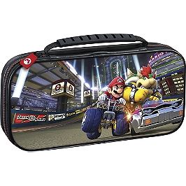 Pochette officielle nintendo switch mario kart + game cases (SWITCH)