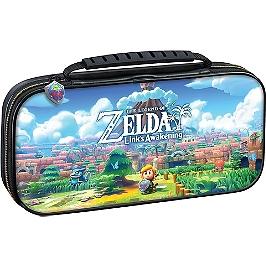Pochette officielle nintendo switch zelda link + game cases (SWITCH)