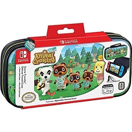 Pochette officielle switch animal crossing + cases (SWITCH)