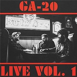 Live vol. 1, CD Maxi