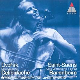 Cello Concerto;Swedish Radio Symphony Orchestra;Cello Concerto N 1 Op 33;The Philadelphia Orcjestra, CD