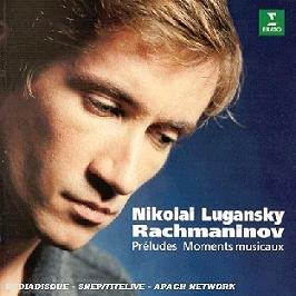 10 Préludes Op 23;6 Moments Musicaux Op 16;Préludes Op 3 N 2, CD