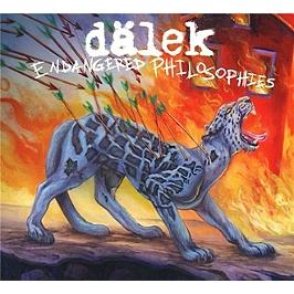 Endangered philosophies, CD Digipack