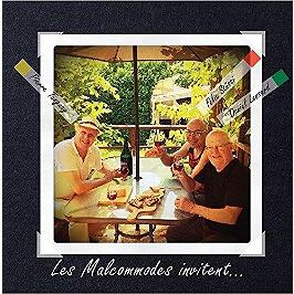 Les Malcommodes invitent..., CD