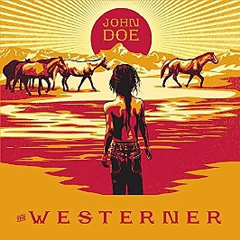 The westerner, Vinyle 33T