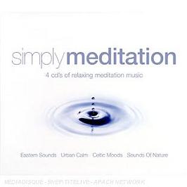 Simply meditation, CD