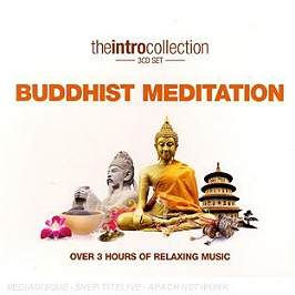 Buddhist meditation : over 3 hours of relaxing music, CD