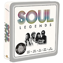 Soul legends, CD