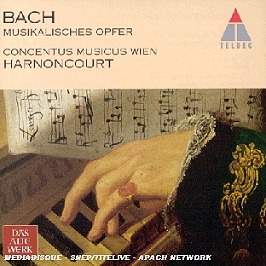Offrande Musicale, CD