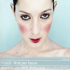 Vivaldi: Arie per basso. Airs pour basse Concerto pour cordes RV 162, CD Digipack