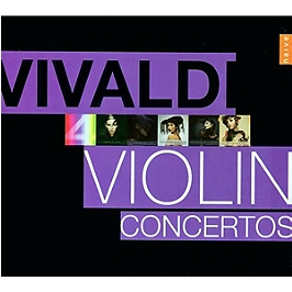 Concertos pour violon, CD + Box