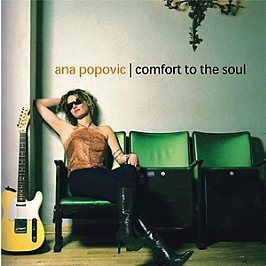 Comfort to the soul, CD