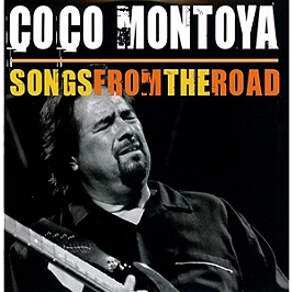 Songs from the road, CD