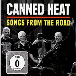 Songs from the road, CD + Dvd