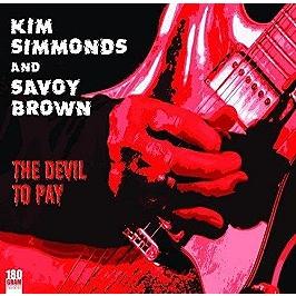 The devil to pay, édition limitée180 gr, Vinyle 33T