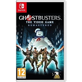 Ghostbusters remastered (SWITCH)