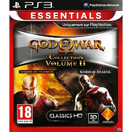 God of war collection: volume 2 - Essentials (PS3)