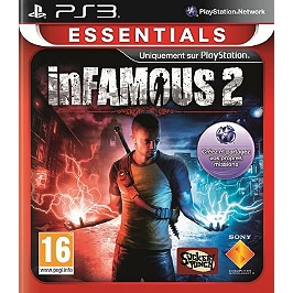 Infamous 2 - Essentials (PS3)