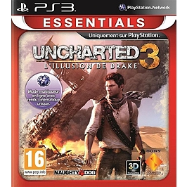 Uncharted 3: l'illusion de Drake - Essentials (PS3)