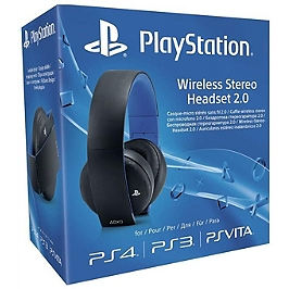 Micro-casque sans fil stereo 2.0 pour Playstation 4 (PS4)