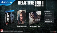 The last of us 2 - spéciale (PS4)