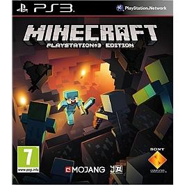 Minecraft Playstation 3 edition (PS3)