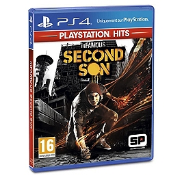 InFamous second son - Playstation HITS (PS4)