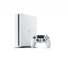 PS4 slim 500Go F white (PS4)