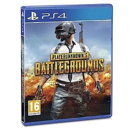 PlayerUnknown's battlegrounds (PUBG) (PS4)