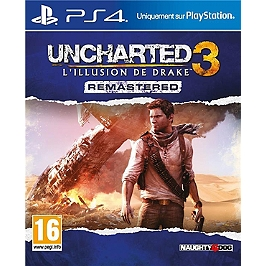 Uncharted 3 : Drake's deception (PS4)