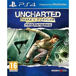 Uncharted : Drake's fortune (PS4)