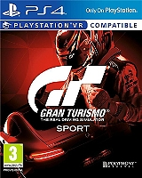 Gran turismo sport (PS4) sur Sony PlayStation 4