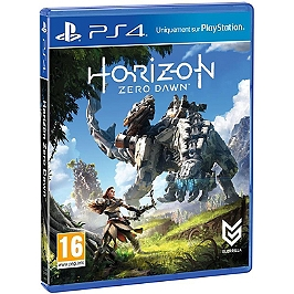 Horizon : zero dawn (PS4)