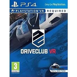 Drive club (VR) (PS4)