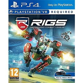 RIGS (VR) (PS4)