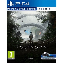 Robinson : the journey (VR) (PS4)
