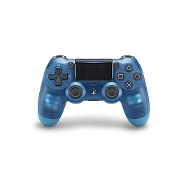 Manette dual shock 4 - Crystal blue (PS4)