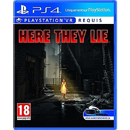 Here they lie (VR) (PS4)