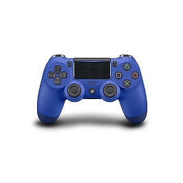 Manette dual shock 4 - bleue V.2 (PS4)